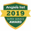 BGB Painting Angie's List Super Service Award